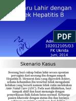 Suspek Hepatitis B Neonatus