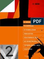 2. o Desafio de Elaborar e Viabilizar Projetos Culturais[59197]