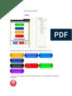 App Inventor 2 Botones de Colores
