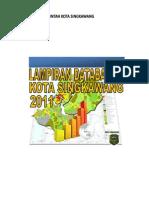 Lampiran Database Kota Singkawang Tahun 2011