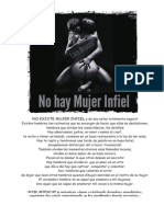 Mujer Infiel