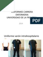 Uniformes Carrera 2014