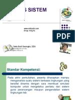 analisa sistem dinamik