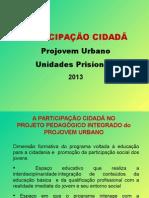 Participação Cidadã Nas Penitenciárias - Consultora Renata