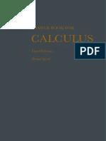 Spivak Calculus Answer Book (3rd ed)