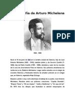Bibliografía de Arturo Michelena