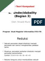 IF5110 - Undecidabality (Bagian 3)