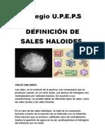 Sales Haloides