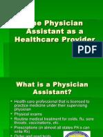 allied health fields  pa
