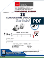 2+FORMATO+EXAMENES+2014+SEGUNDO+GRADO