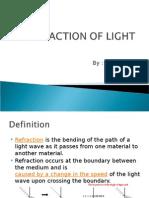 Refraction of Light 3