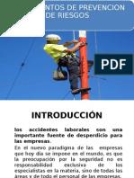 Introduccion a la Prevencion de  riesgo en obras
