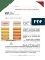 Tecnicatura Superior en Gestion Sociocultural Material Informativo
