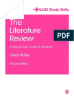[Diana Ridley] the Literature Review a Step Full Bookmarks