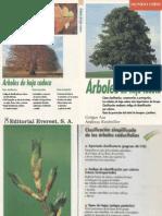 Aas Gregor y Riedmiller Andreas - Arboles de Hoja Caduca