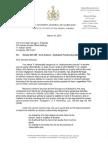 2015 03 18 Maryland AG-letter-on-SB-458-fracking, 'ABNORMALLY DANGEROUS' and ' ULTRAHAZARDOUS ACTIVITY'.pdf