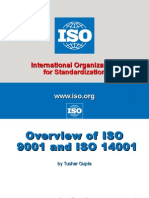 Overview of ISO 9000 & 14000