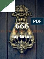 666 - O Limiar Do Inferno - Jay Anson