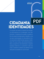Cidadania e Identidades