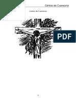 Cantos Catolicos de Cuaresma