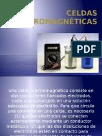 Celdas electromagnéticas