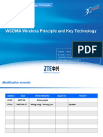 01-WCDMA Wireless Principle and Key Technology_V3.10
