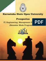KSOU Prospectus