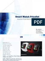 Smart Watch Catalogue