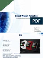 Smart Watch Catalogue