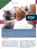 Newsletter of PSPC Vol.1
