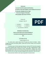 MAKALAH Metode Pembelajaran Berbasis Masalah.docx