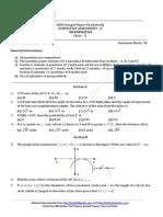 2015 10 Sp Mathematics Sa2 Solved 01