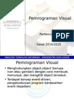 Pemrog Visual 1