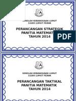 Cover Perancangan Strategik