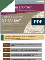 Corpotarate Strategy