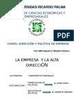 DIRECCION_Y_POLITICA_DE_EMPRESAS_CLASE_2_1-17_.ppt
