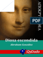 Diosa Escondida - Abraham González Lara (2015)