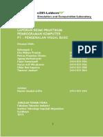 Laporan Resmi Kelompok 2 p1 Pengenalan VisualBasic