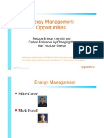 Industrial Energy Management Vc