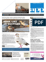 Asbury Park Press front page Friday, March 20 2015