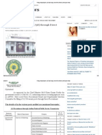 Filling of Vacant Posts (33,738) Through Direct Recruitment _ M-Square News