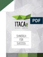 Brochure ITACAe
