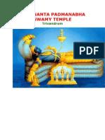 Sri Ananta Padmanabha Swamy Temple 2