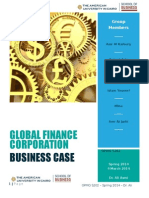 Global Financial Corporation