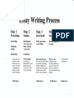 essay writing process