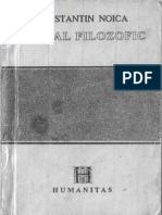 107578272 Constantin Noica Jurnal Filozofic Humanitas Bucuresti 1990 by CtrlSoft