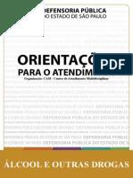 Alcool e Outras Drogas Defensoria de Sao Paulo