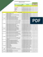 List Programme Offered