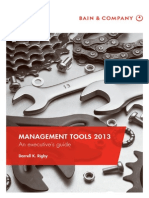 Management Tools 2013 an Executives Guide