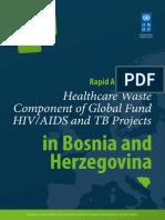 UNDP Waste Management in Bosnia and Herzegovina